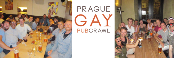 Prague Gay Pub Crawl - Your private gay bar tour of Prague