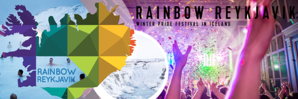 Rainbow Reykjavik Winter Pride - The Gay Event in Iceland