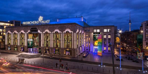 Musical, Show, Theater oder Konzerte - unvergleichlich vielfältig ist das Berliner Kulturleben