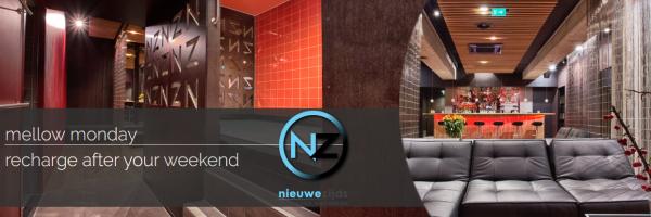 Mellow Monday @ Sauna Nieuwezijds - recharge after your weekend