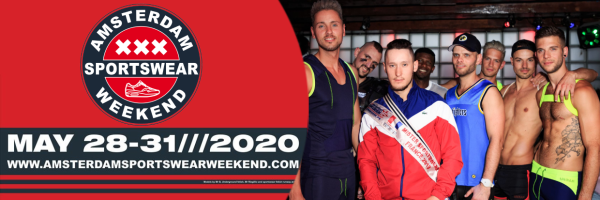 Amsterdam Sportswear Weekend 2020 - Sportswear Community Event