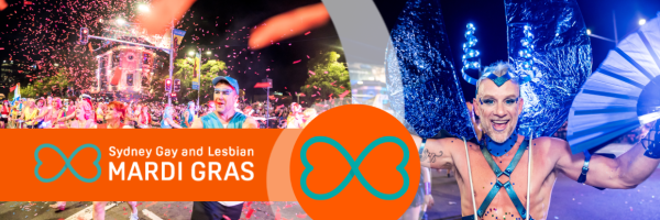 Sydney Pride: The annual Sydney Gay and Lesbian Mardi Gras Parade