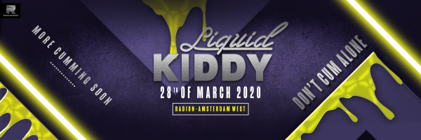 Liquid Kiddy - Das Queer Event in Amsterdam