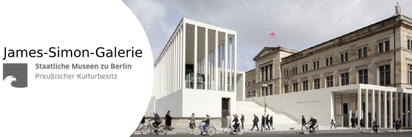 James Simon Gallery - The Visitor Centre for Berlin Museums