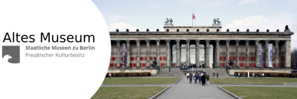 Altes Museum: with the Egyptian Museum in Berlin