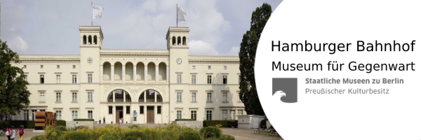Hamburger Bahnhof & Museum for the Present in Berlin