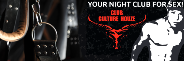 The HENGST @ Club Culture Houze - Tuesdays gay sex party in Berlin