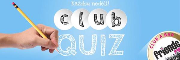 Sunday Club Quiz @ Friends Prague - Gay Bar & Club in Prague