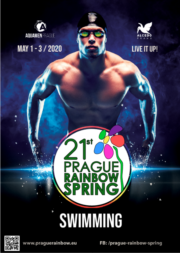 Prague Rainbow Spring - International LGBT sports tournament in Prague