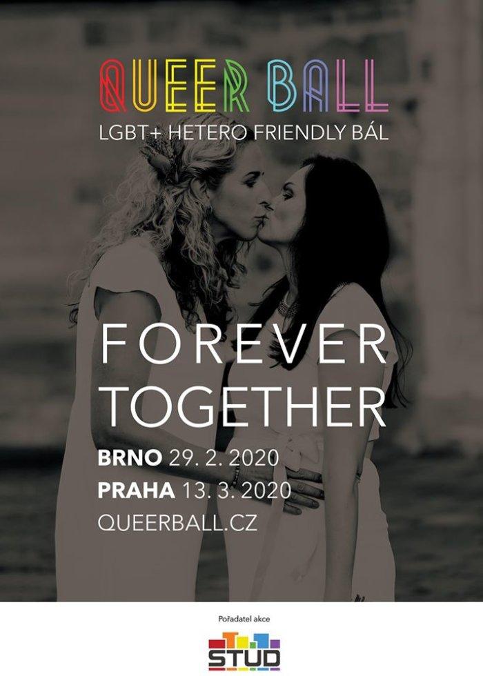 Queer Ball 2020 Annual LGBT ball in Prague for gays, lesbians