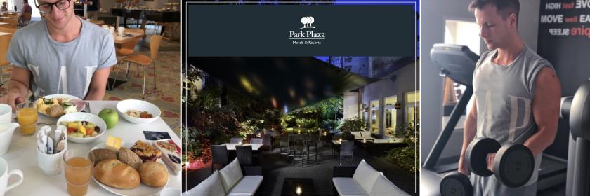 Park Plaza Berlin Kudamm - Dominik tests Park Plaza Hotel