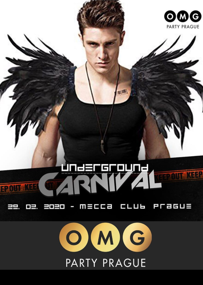 OMG Party @ Mecca Club Prague\'s biggest gay party in Prague