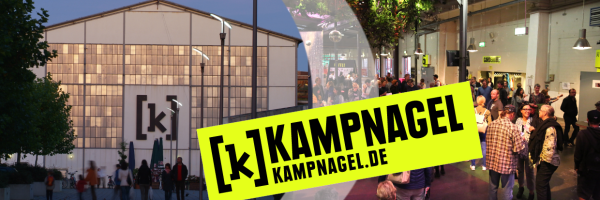 Kampnagel Hamburg - venue for music, theatre, dance and culture