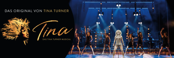 Tina The Musical - Tina Turner Musical in Hamburg