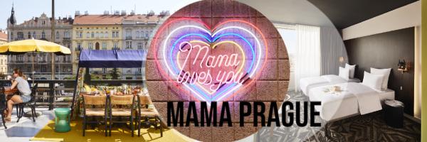 Mama Shelter - modern, gay friendly hotel in Prague