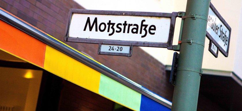 Berlin gay area