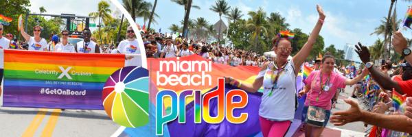 Miami Beach Pride Parade - LGBTQ Pride March in South Florida