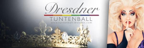 Dresdner Tuntenball - jährliche LGBTQ-Queer-Veranstaltung in Dresden