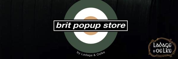 Brit PopUp Store @ Ladage & Oelke - men\'s fashion in Hamburg