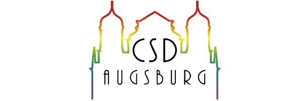 CSD Augsburg Pride Parade and LGBT Street Festival at Königsplatz