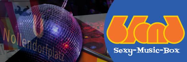 Sexy-Music-Box @ Blond Bar Berlin: Am Feitag bist du DJ