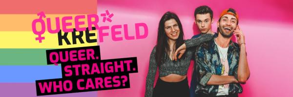 QueerFeld: The big queer party series in Krefeld