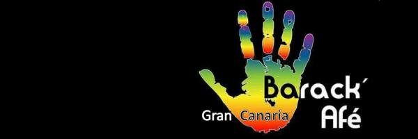 Barack Afé - Popular gay bar in the Yumbo Center in Gran Canaria