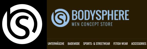 Bodysphere - Men concept store: Sports fetish and underwear for men