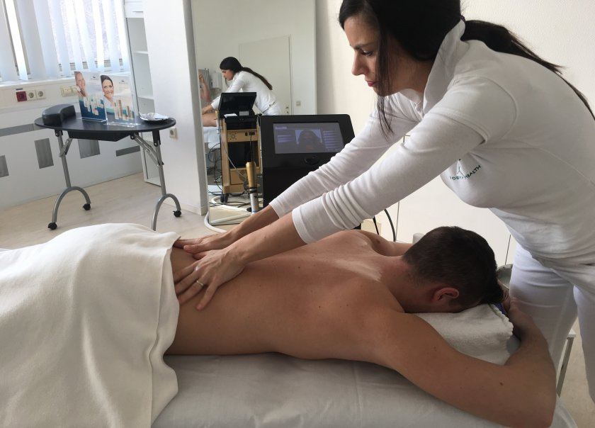 Body & Health Center - Massage Dominik