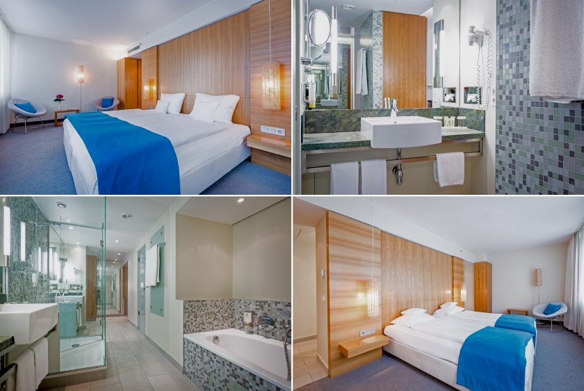 Lindener Hotel am Ku´damm in Berlin - Double and Twin Room