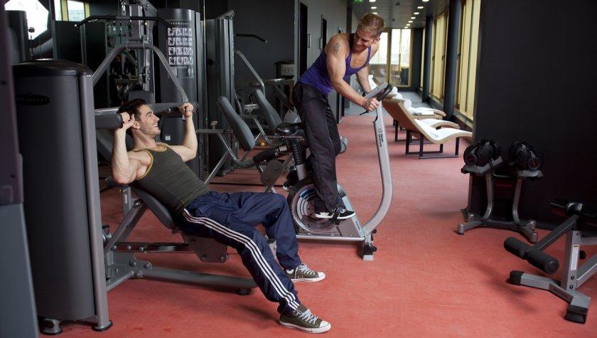 Fitnesscenter Axel Hotel Berlin