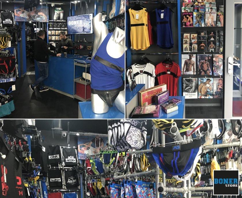 Boner Store Berlin - sexy underwear, fetish & swimwear