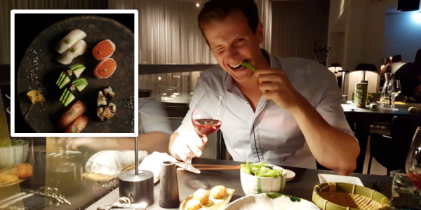 Dominik testet Asia Restaurant Sticks\'n\'Sushi in Berlin