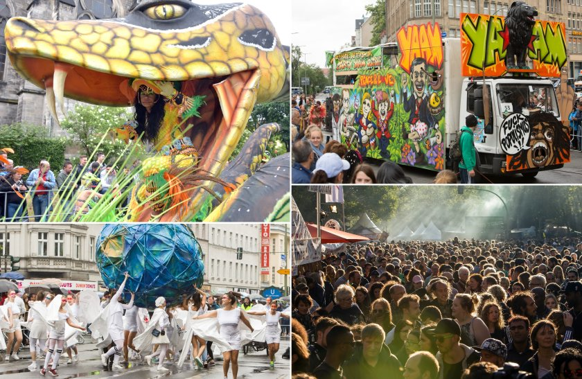Karneval der Kulturen Berlin - June 7th - June 10th, 2019