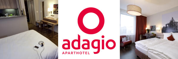 Adagio Berlin - Apartmenthotel am Kurfurstendamm