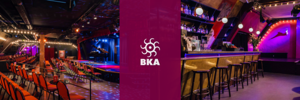 BKA-Theater - cabaret and musical in Berlin