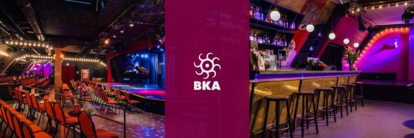 BKA-Theater - Kabarett, Kleinkunsttheater und Musical in Berlin