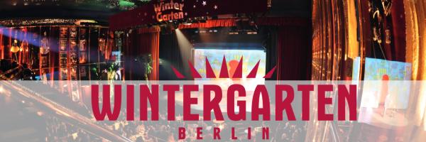 Internationales Varieté-Theater in Berlin - Theatersaal
