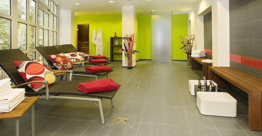 Wellnessbereich im Hotel Berlin, Berlin