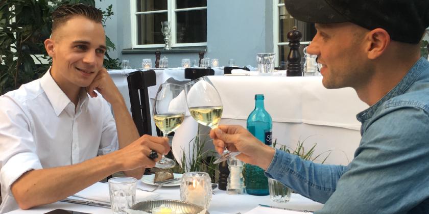 The Grand: Berliner Restaurant mit deutsch-französischer Küche