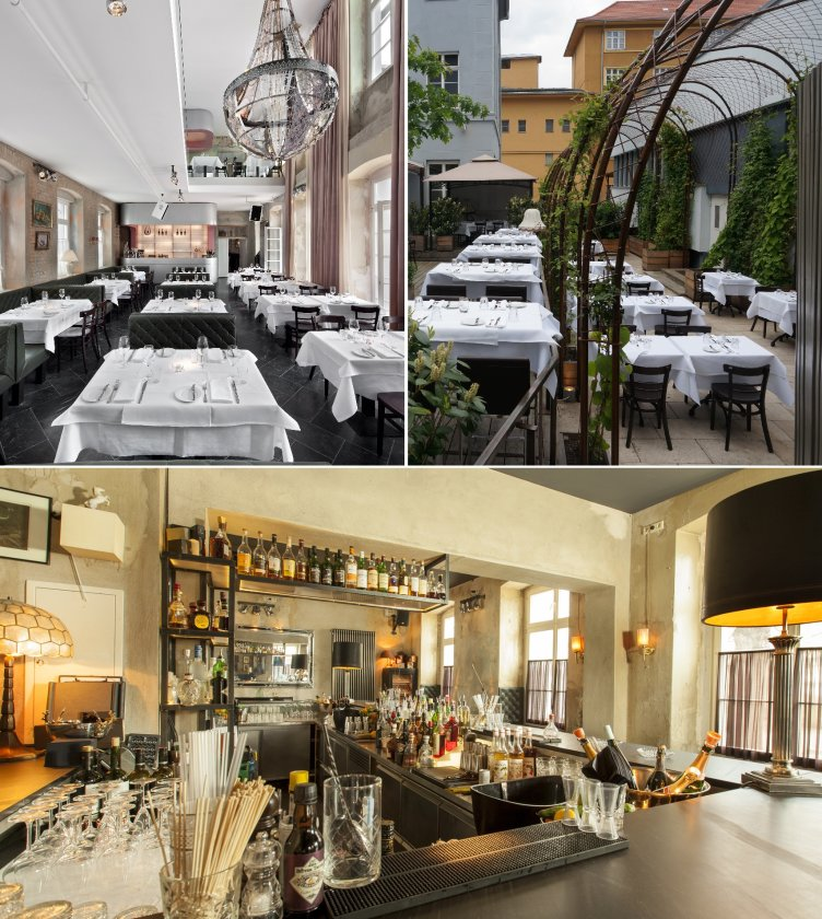 The Grand: Clubrestaurant & Bar in Berlin