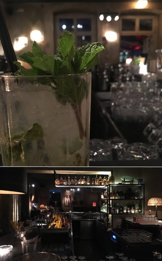 The Grand Berlin: cocktails und drinks
