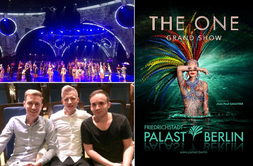 The One Grand Show at the Friedrichstadt-Palast Berlin