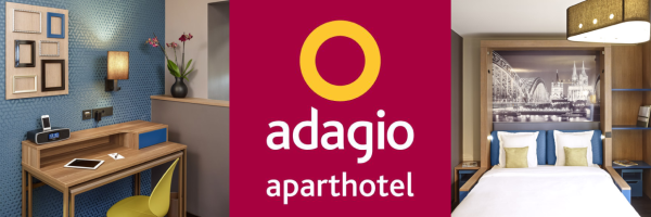 Appartement Hotel Adagio Cologne City - Germany