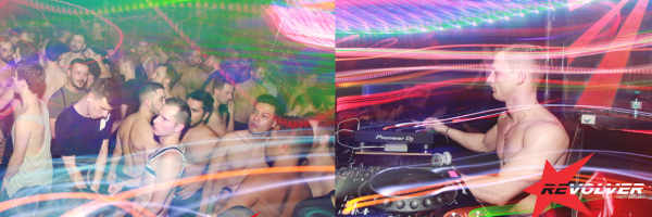 every 2nd Friday of the month gay underground partie in Berlin