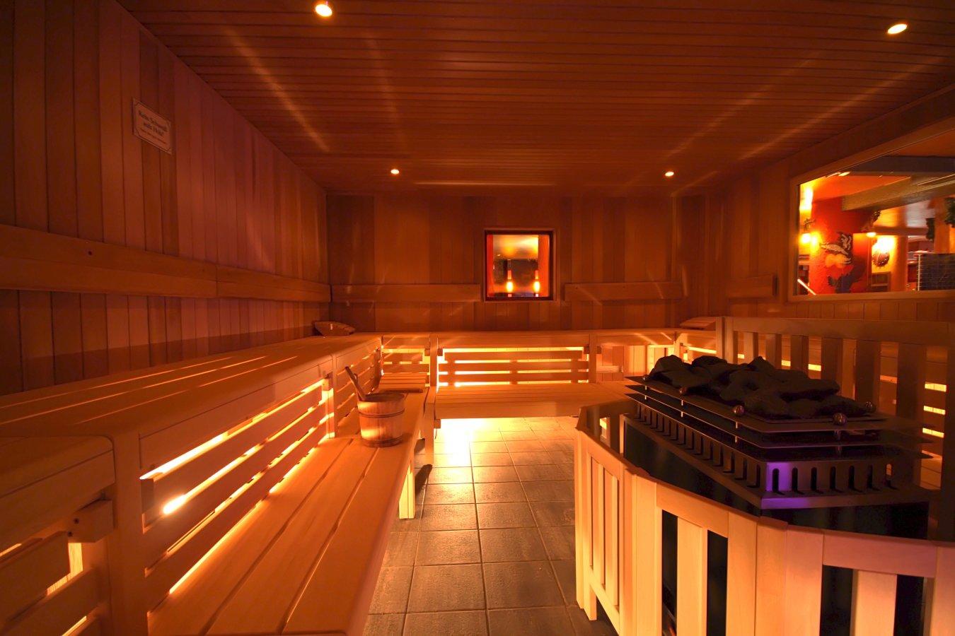 Single sauna hamburg