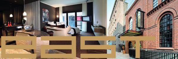 east Hotel - 4-star superior design hotel in Hamburg
