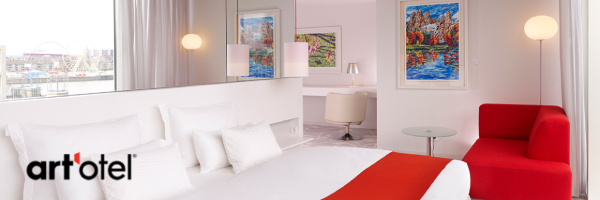 art\'otel cologne - design hotel in Cologne