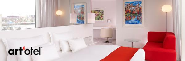 art\'otel cologne - design hotel in Cologne