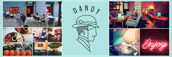 Dandy Prague - popular gay cocktail bar in Prague
